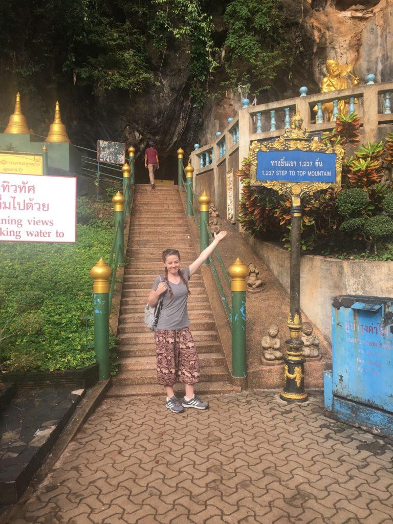 krabi tiger cave temple