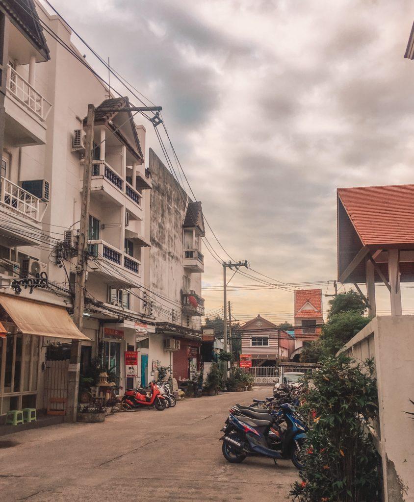 chiang mai travel thailand
