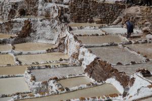 salt mines cusco maras